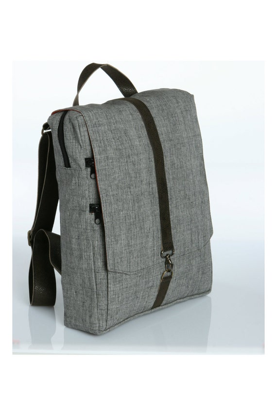 Vegan father's day gifts: Vegan Laptop Bag