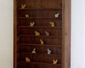 Figurine Display Cabinet