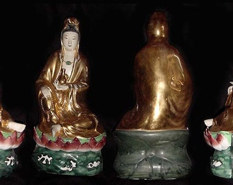 Quan Yin, Goddess of Mercy and Compassion