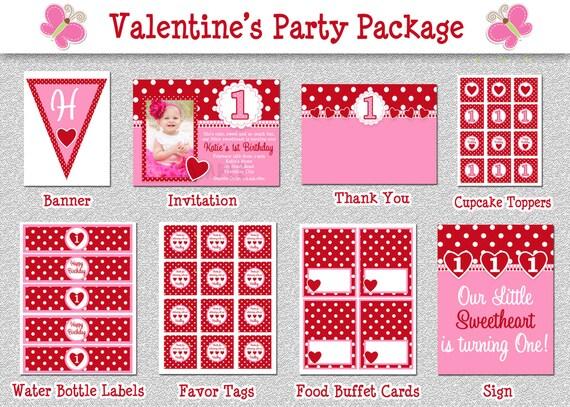 Il 570xn Wiley Valentine Pink Birthday Party Invitations Via Oh So