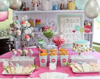 Baby Shower Themes Ready To Pop ~ Top 5 baby shower themes for 2015 corner stork baby blog : corner