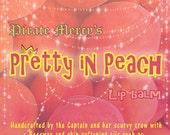Pretty in Peach Lip Balm
