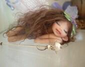 Fairy Wand, Princess Wand, Tooth Fairy Wand, Long Stemmed Silver Sparkle