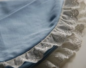 Topponcino Covers Cotton Light Blue