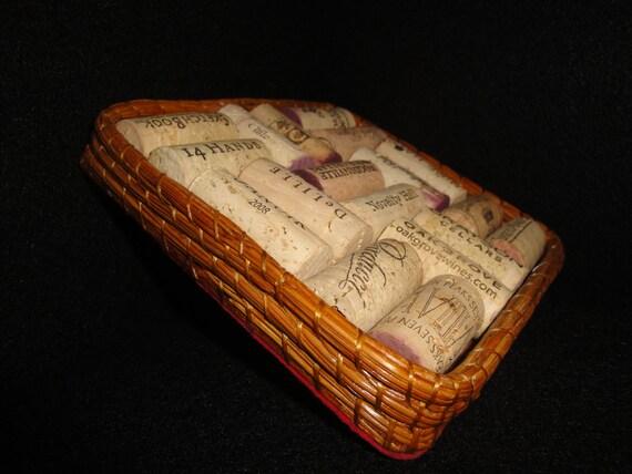 Wine Cork Trivet/Coaster, READY TO SHIP
