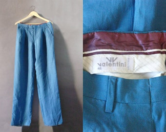 Chino Pants Original Made in Italy - Petrol Blue