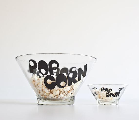 Vintage Popcorn Bowl 93