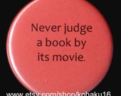 Judging Is Bad Button
