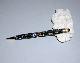 Stylus with pen, style 16 B. Combination ballpoint pen and stylus.