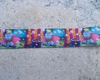 "1"" Dumbo Grosgrain Ribbon - 4 Yards"