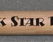 Custom Laser Engraved Drum Sticks