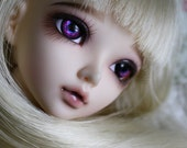 BJD eyes Doll eyes Hand Made available in 12/14/16/18/20/22/24mm Sugar Plum  made to order