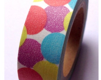 Party Washi Tape Adhesive Stickers WT365