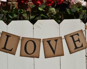 Love Banner .. Wedding .. Engagement .. Photo .. Love sign