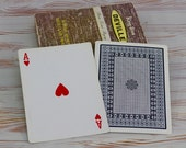 Vintage Deville King Sized Playing Cards