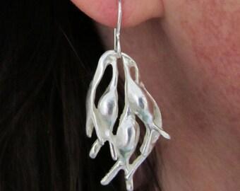 Seaweed Earrings
