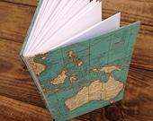 Reserved - Medium Handbound Journal - Vintage Australia
