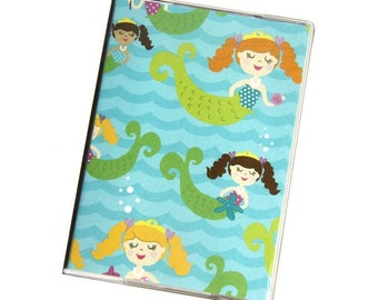 PASSPORT COVER - Princess Mermaids