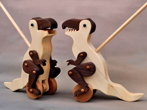... Toy Wooden Toy wooden Dinosaur Toy for Kids Wood Toy Toddlers Boys
