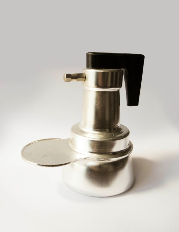 One Cup Stovetop Coffee Maker : Single Cup Stove Top Espresso Maker by MyGosh on Etsy