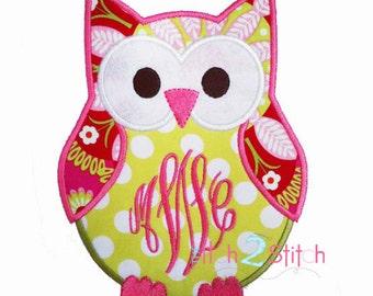 Owl Fabric Etsy