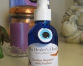 Goodbye Negative, Hello Positive - Reiki Charged Room Spray