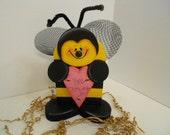 Valentine Bee Mine Buzzzzzzy Bee