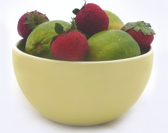 Honeydew Melon Bowl