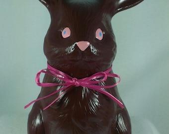 "Chocolate Easter Bunny (8"")"