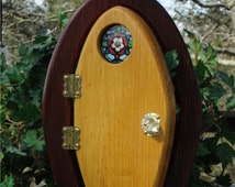 Opening Fairy Door of Prairie Rose