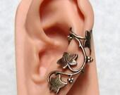Forest Ivy Ear Cuff ' Left Ear '