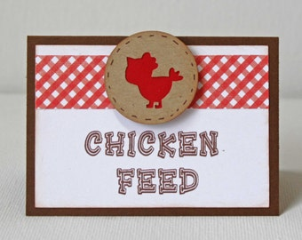 Farm Birthday Food Labels - farm animals / self standing / custom wording / set of 6