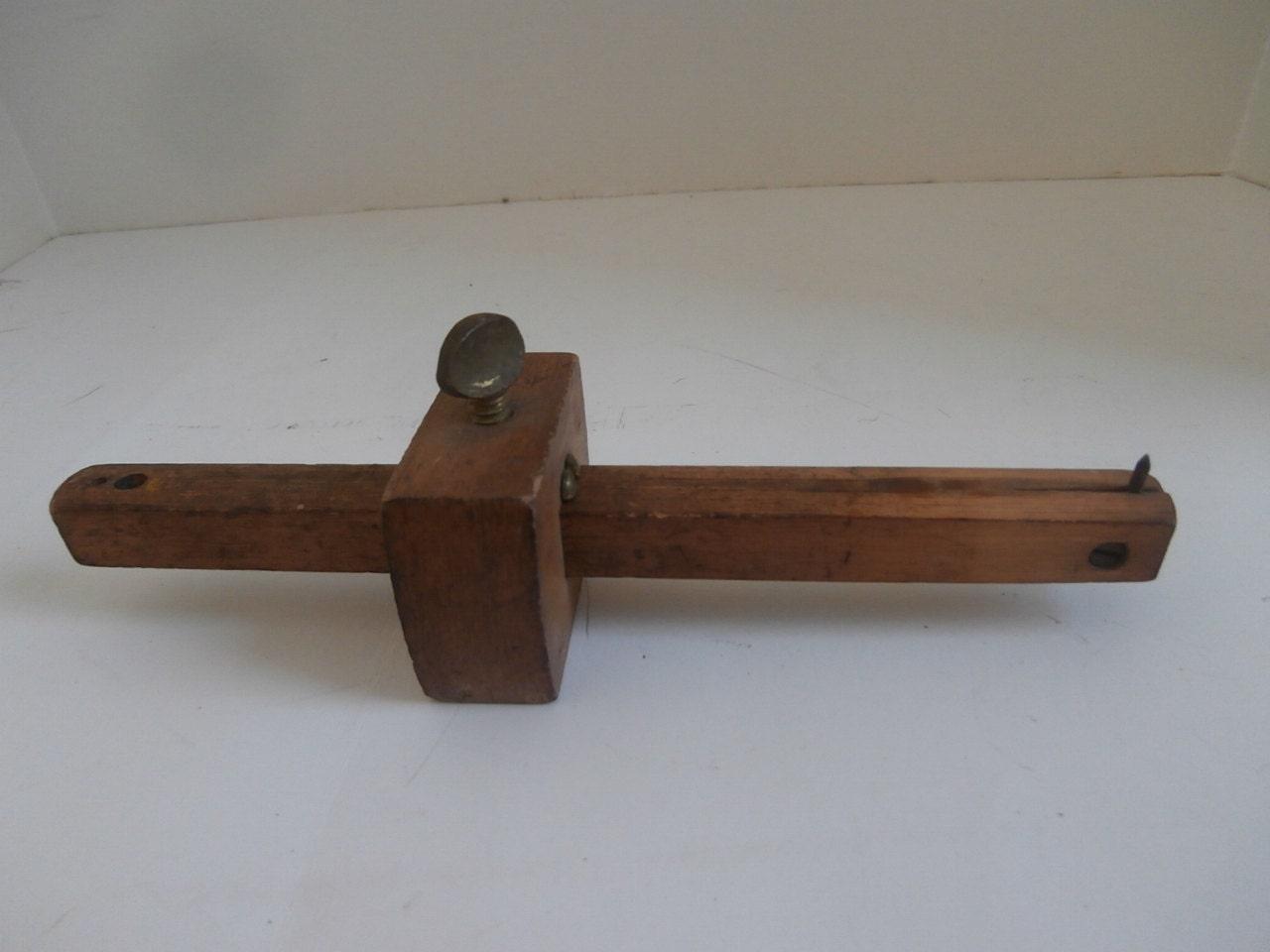 Antique Stanley Carpenter Scribe Tool Number 265 1926 to 1940 Vintage Stanley Tools