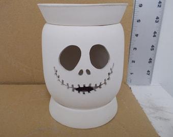 Ceramic Jack Tart Warmer Bisque (Electric)