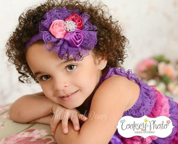 items similar to baby headband vintage inspired headband items similar to baby headband lace headband satin