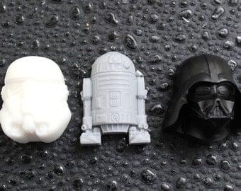Star Wars Trio Soap
