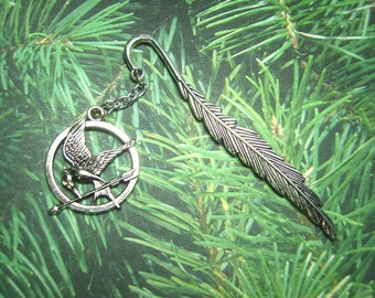 Hunger Games Mockingjay  Bookmark - version 2