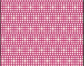 Carnaby Street Fabric King's Road in Fuchsia by Pat Bravo for Art Gallery Fabrics, 1 yard