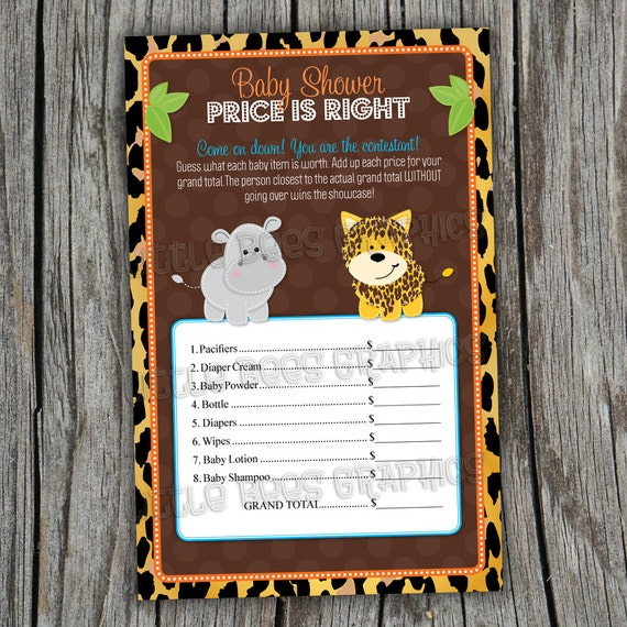 items similar to price is right game cards
