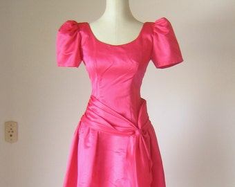 Sweet Pink House of Bianchi Gown Dress XSmall