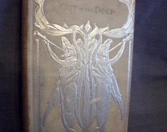 1880 Out of the Deep by Charles Kingsley - Words for the sorrowful BOOK