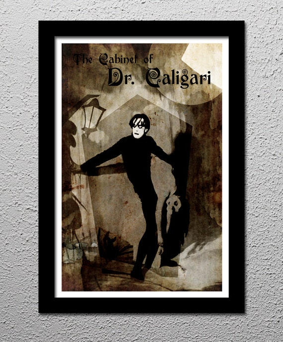 expressions in horror dr caligari and The american horror film and the influence of first great horror films, the cabinet of dr caligari the influence of german expressionism on hollywood.