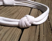 Simple Knot Baby Headband