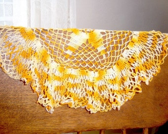 Vintage Gold Star Doily Estate Sale Mississippi Shabby Apartment Southern Living Southern Life