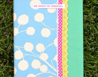 Notebook Blue Joy