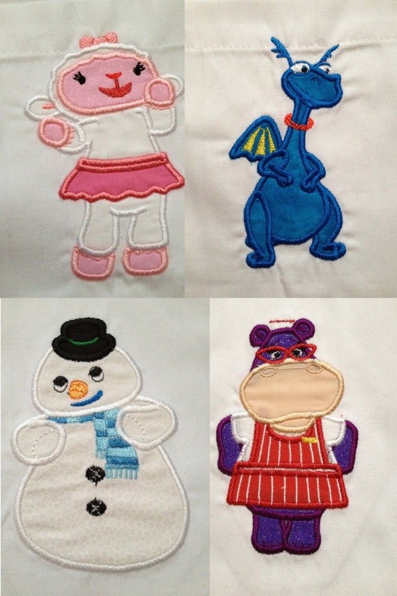 similar to Doc Mcstuffins Doctors Coat, Personalized with 2 characters ...