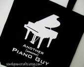Another Awesome Piano Guy Music Tote Bag