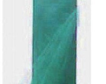 54 inch x 50 yard bolt of Nylon Tulle -- TEAL