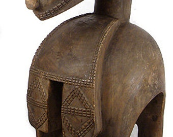 Nimba D'mba Shoulder Headdress Baga, Guinea African 65566 SALE WAS 3500
