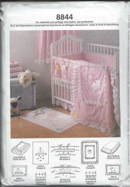 Lamb Crib Bedding Canada